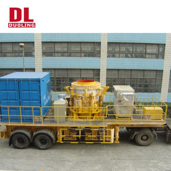 Duoling Aggregates Portable Mobile Jaw/Cone/Impact Crusher Price