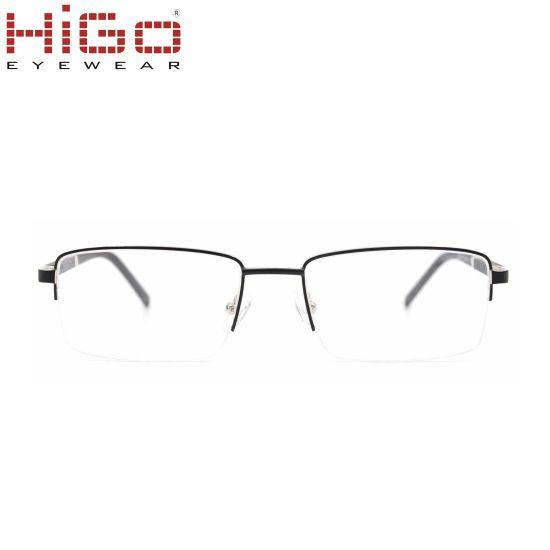 2019 New Arrival Metal Optical Frame for Men and Women Eyeglass Frames Manufacturers