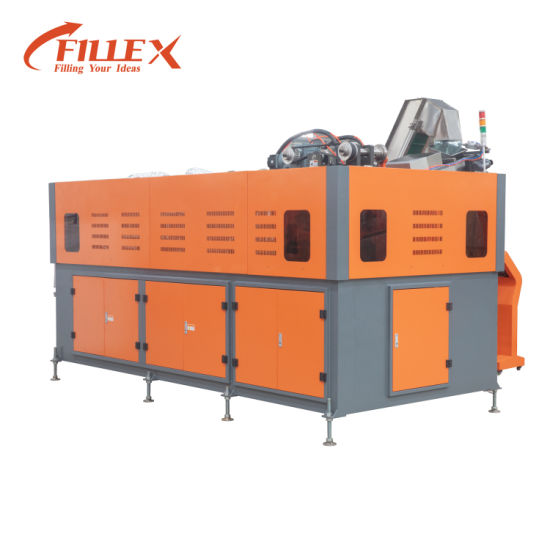 Pet Bottle Making Plastic Blowing Machine with 98kw Rated Power