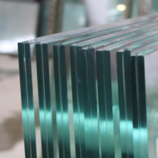 Window and Door Clear Tempered Laminated Glass