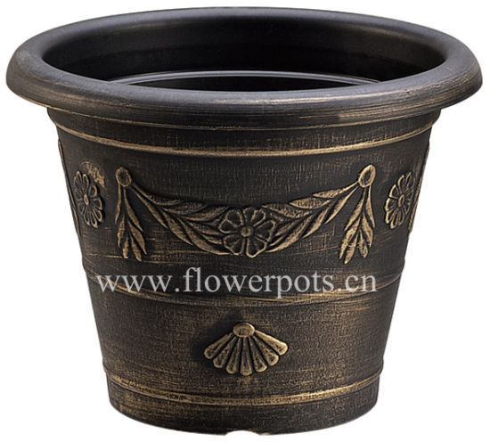 Cosmetic Round Flower Pot (KD3102S-KD3105S) pictures & photos