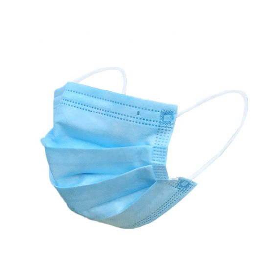 Disposable Medical 3 Ply Non Woven Mask Disposable Face Masks