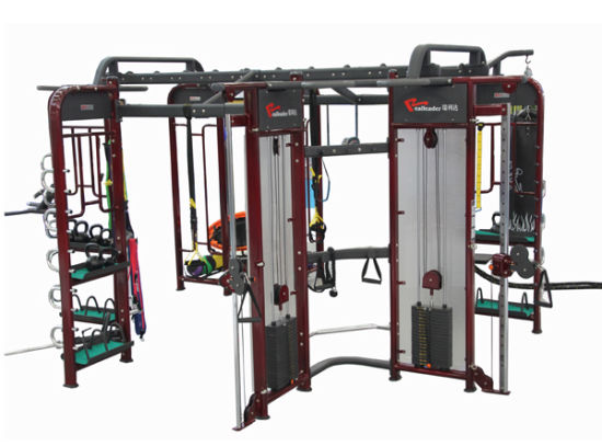 Multi Function Fitness Equipment Sports Exercise Training Machine pictures & photos