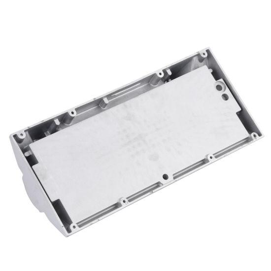 Aluminum LED Light Body Die Casting Parts
