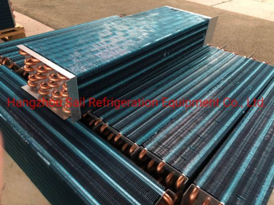 Factory Price Aluminum Fin Copper Tube Evaporative Air Cooler Evaporator Refrigeration Parts
