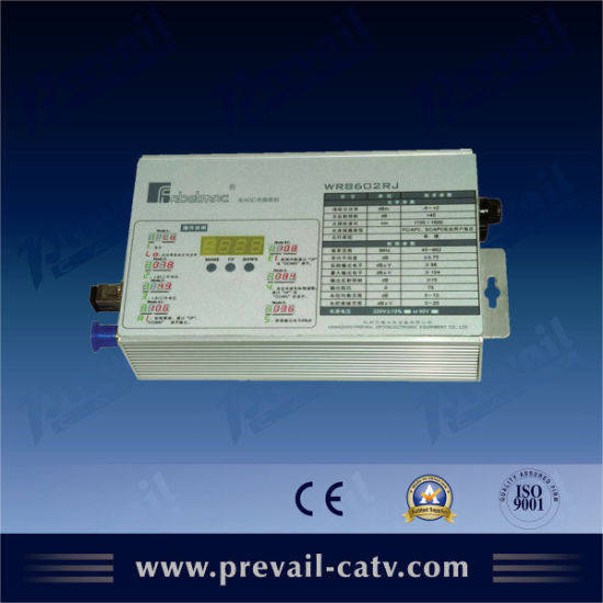 Factory CATV Optical Receiver AGC FTTH