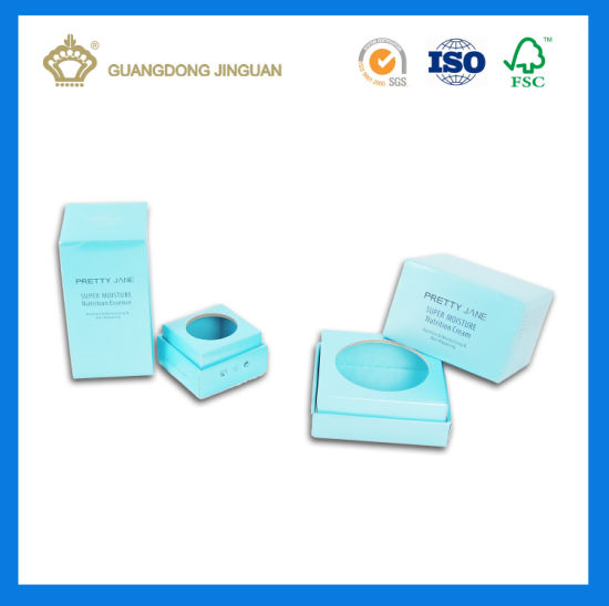 Essential Oil Package Box with Product Hole Diecuting (with customized design) pictures & photos