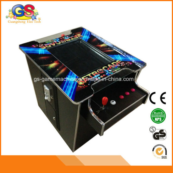 Cheap Japan Joystick Mini 60 in 1 Cocktail Table Arcade Game Machine pictures & photos