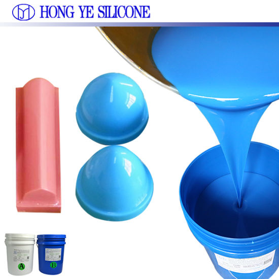 Silicone Rubber for Plastic Toys Pad Printing
