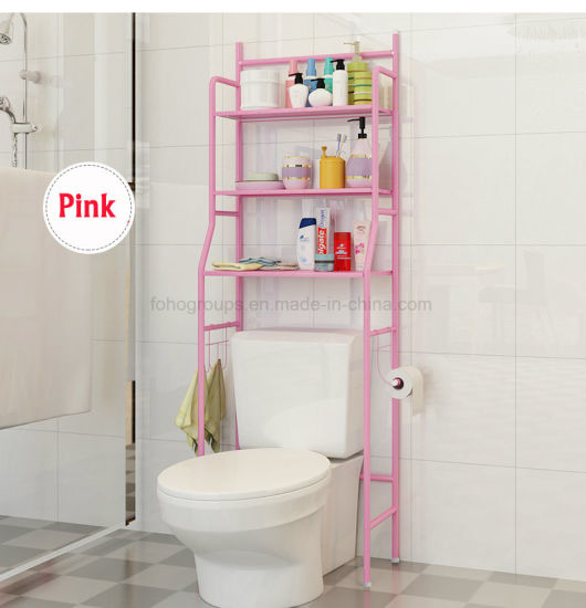 Bathroom Spacesaver Over The Toilet Cabinet Space Saver Storage Shelf Furniture pictures & photos