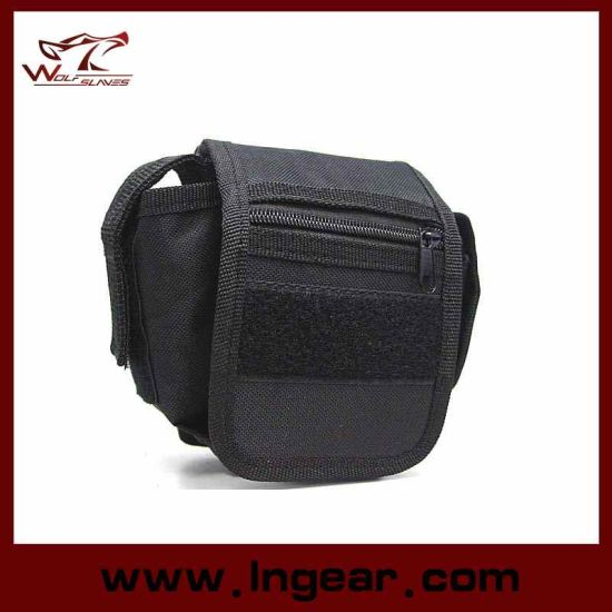 Portable Pouch Men Waist Bag Cell Phone Case Tactical Military Pack pictures & photos