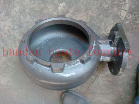 Sand Iron Casting Pump Part