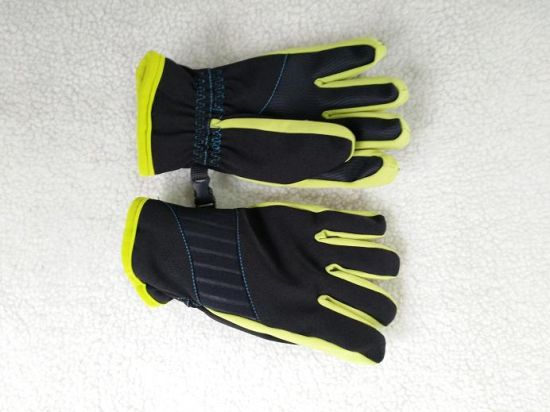 Kids Ski Glove/Kid Finger Glove/ Children Ski Glove/Children Winter Glove/Detox Glove/Okotex Glove/Mitten Winter Glove