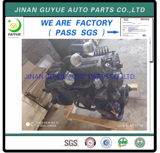 Used Engine for Cummins Weichai HOWO FAW HOWO Shacman Truck