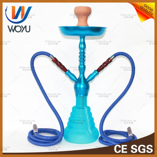 Glass Craft Smoking Pipe 2 Pipes Set Hookah Set pictures & photos