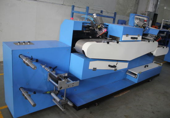 Multi-Colors Lace/Pet Film Automatic Screen Printing Machine Price pictures & photos