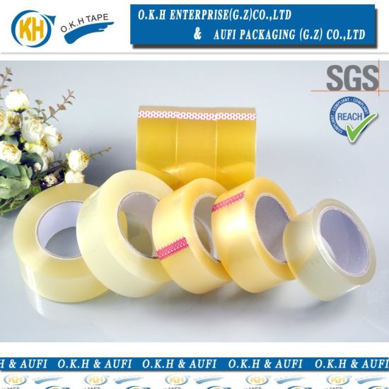 High Quality Self Adhesive BOPP Adhesive Tape