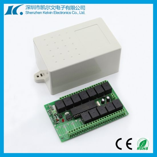 High Quality Learning Code HS1527 Remote Controller Kl-K1201 pictures & photos