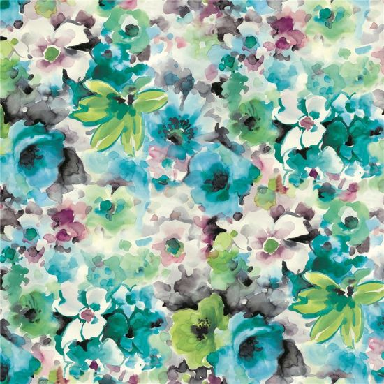 Textile Fabrics Supplier Silk Fabric Digital Printed Xf 0031