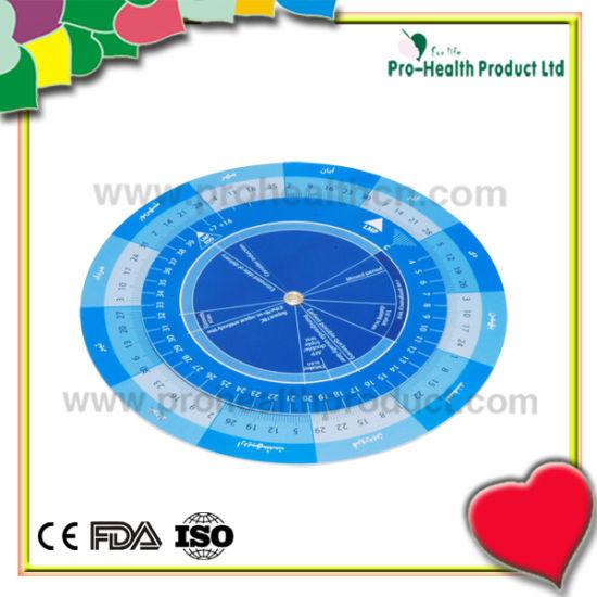Plastic Pregnancy Due Date Calculator