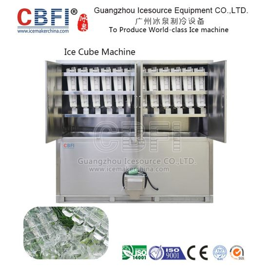 Large Capacity 10 Tons Cube Ice Machine pictures & photos