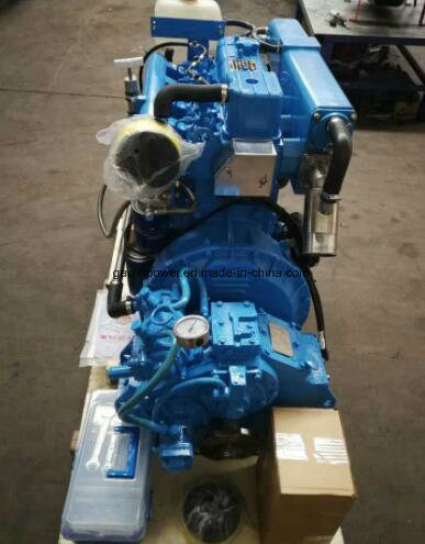 China 80HP/2500rpm Td-4105 Marine Diesel Engine for Fishing Boat