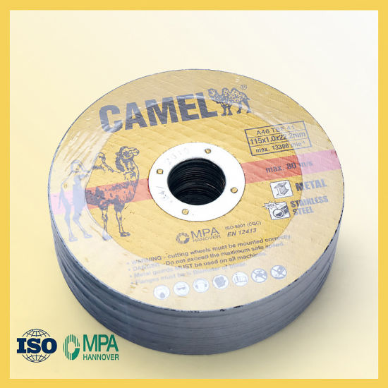 115mm T41 Falt Cutting Wheel for Inox Use