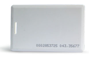 Em ID 125kHz /MIFARE 13.56MHz IC Access Card Contactless RFID Card pictures & photos