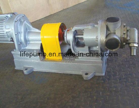 China Hebei Life Nyp Type Internal Gear Oil Pump - China