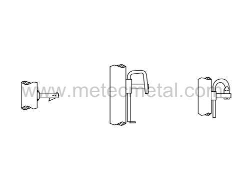 Different Types of Lock Pin for Frame Scaffolding