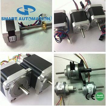 Full Range Pm and Hybrid Stepper Motors,