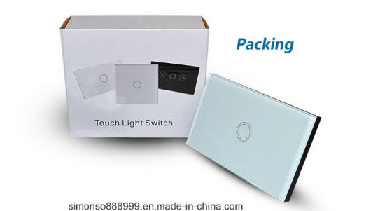 Voice Control Time Touch Sound Control Switch pictures & photos