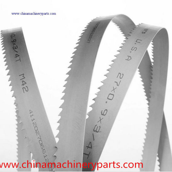 Kanzo M42 M51 Bimetal Band Saw Blade in High Quality 2018 pictures & photos