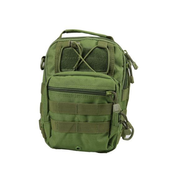 Tactical Sling Backpack Travel Men Rover Assault Chest Pack Molle Shoulder Bag