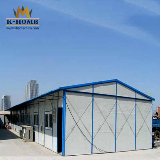 Mining Site Labor Use Modular Container House Prefab House