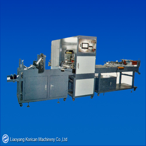 (KS---12000S) Automatic Drawing Multipurpose High Frequency Welding Machine