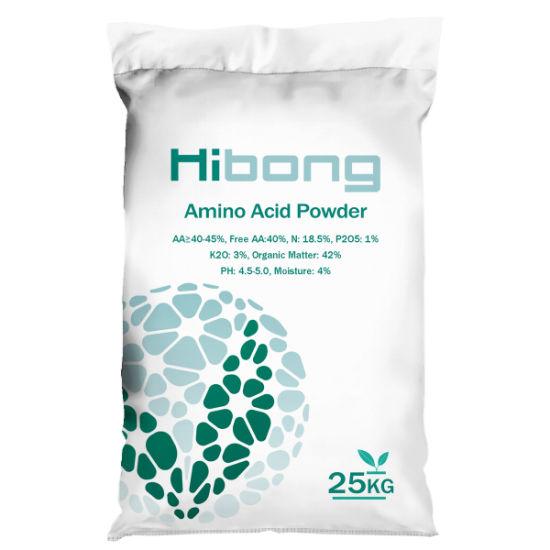 Water Soluble Amino Acid Powder Organic Fertilizer