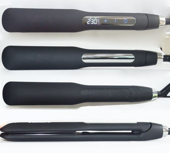 Dual Voltage 460f 240c Ce RoHS PSE Approval Custom Titanium Flat Iron Wholesale
