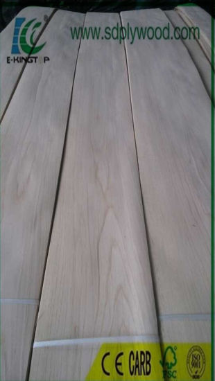 Natural Wood Veneer Hickory Cc. QC for Boards, Furniture, Decoration pictures & photos