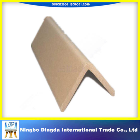L Shape Paper Corner Protector with High Strength