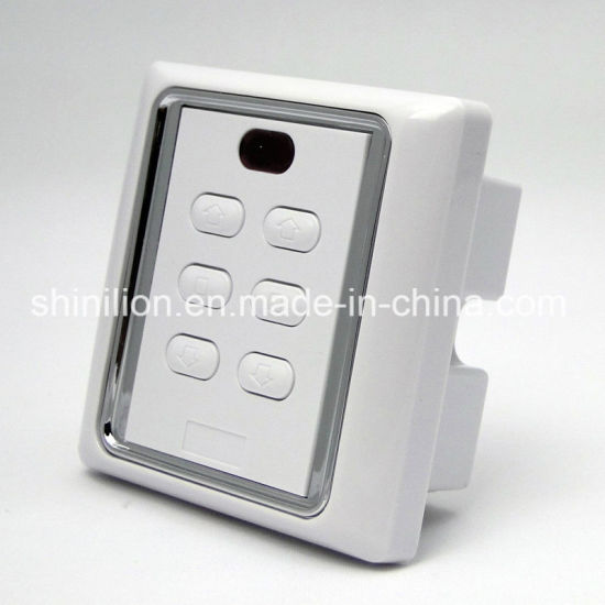 Roller Shutter Remote Control Wall Switch+RF Emitter pictures & photos