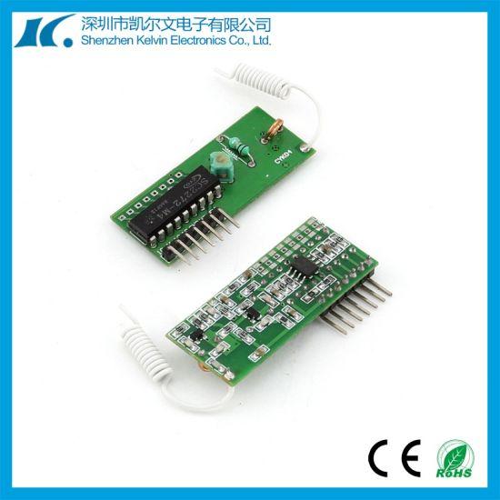 High Sensitivity 315/433MHz PCB Board RF Receiver