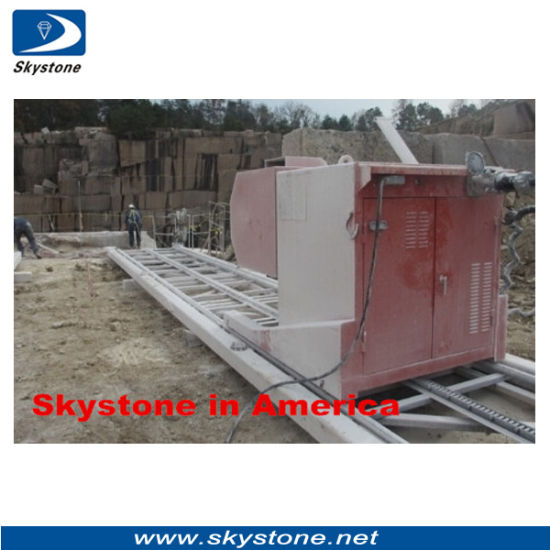 Granite Sawing Machine, Diamond Wire Saw Machine pictures & photos