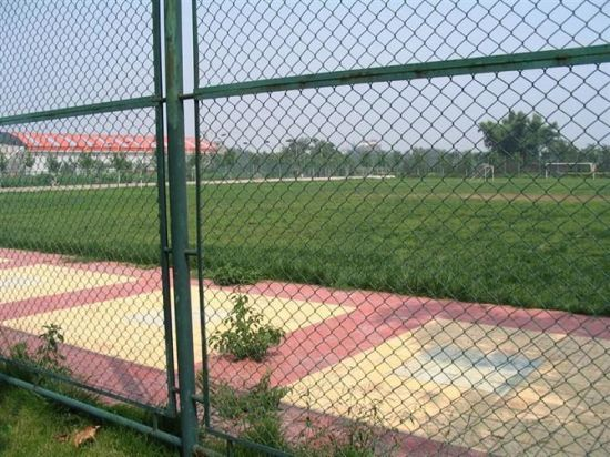 Industrial Safety Fence Chain Link Fence Security Fencing with High Quality pictures & photos