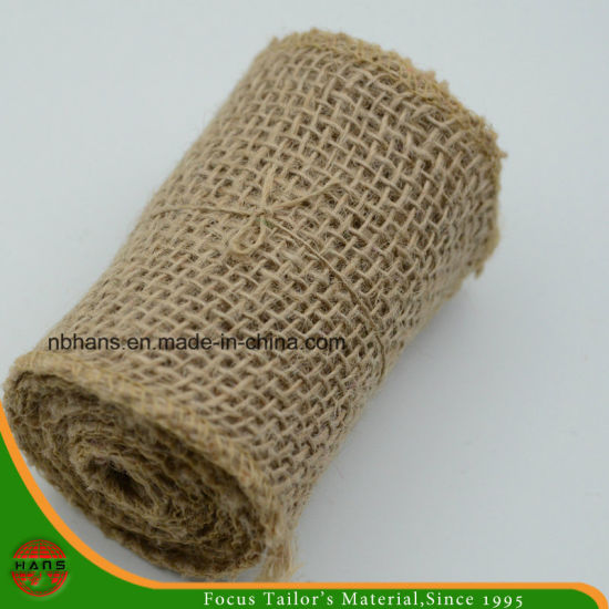 Hans Factory Direct Sale Jute Tape for Lace Gift Packing
