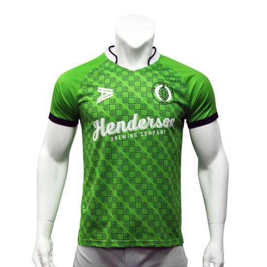 3aafa2e2a Latest Custom Sublimation Soccer Jersey Football Wear Men′s Sports Wear Soccer  Team Jersey pictures