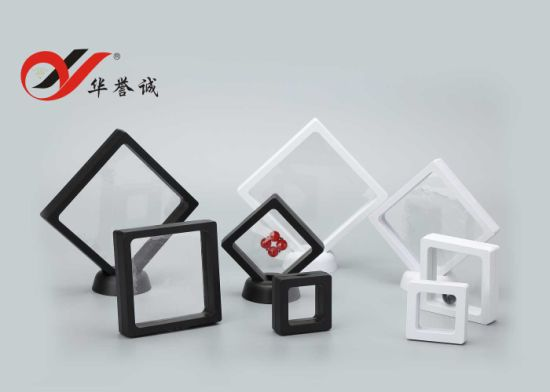 Square Transparent Suspeded Gift Packaging Box