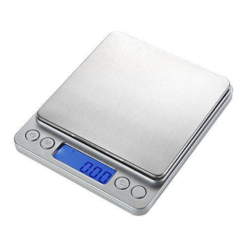 High Precision LCD Digital Pocket Kitchen Scale
