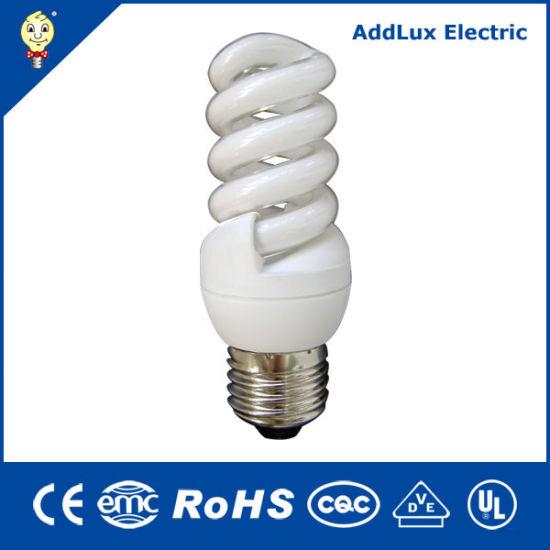 UL 5W 7W 9W 11W Spiral Energy Saving Lamps 110-240V