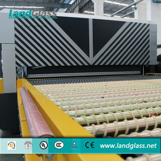 Landglass Flat Glass Tempering Furnace pictures & photos